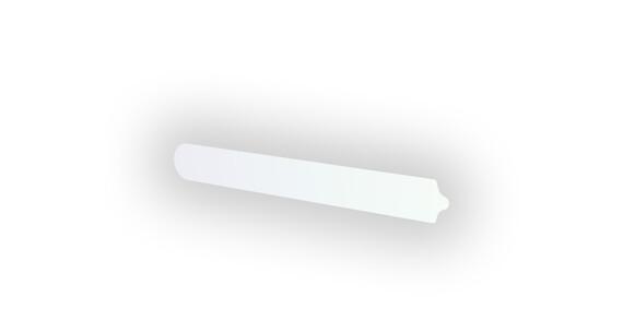 Cube Steinschlagschutz Unterrohr MTB Alu transparent